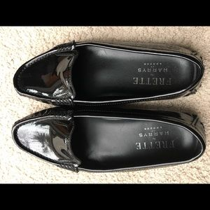 Frette by Harry's of London casual black loafer 7